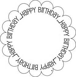 Free Printable Happy Birthday Card Template