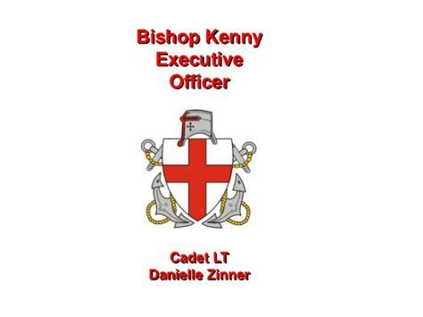 bishop kenny njrotc chain  command