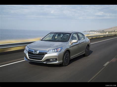 2018 Honda Accord Plug In Hybrid Phev Front