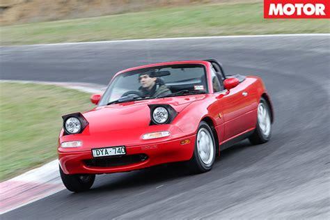 Mazda Mx5 Nd Vs Na Motor