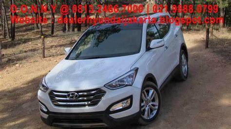 Gambar Mobil Hyundai Santa Fe by Harga Hyundai Santa Fe 2014
