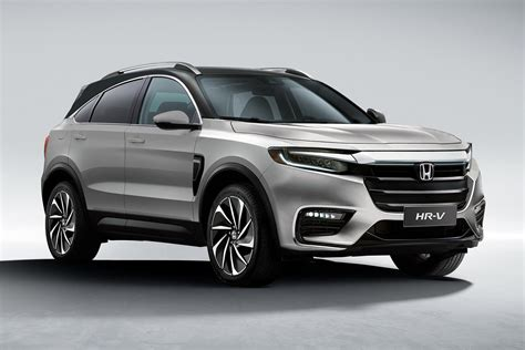 This Could Be The Next-Generation Honda HR-V   CarBuzz