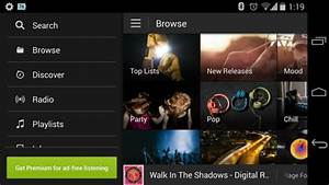 Spotify sets the music free (on mobile) with ad-supported ...