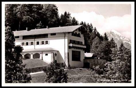 Ansichtskarte  Postkarte Berchtesgaden Obersalzberg