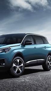 Wallpaper Peugeot 5008, 2017 Cars, SUV, Peugeot