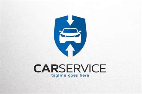 car service logo car service logo template logo templates on creative market