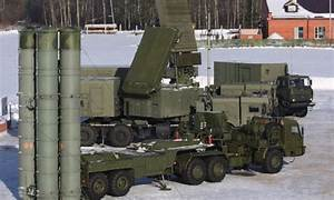Russia's S-400 missile system: A new Middle East invasion ...