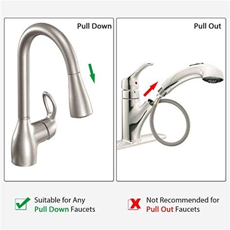 Kit For Moen Kitchen Faucet by Skygenius Replacement Hose Kit For Moen Pulldown Kitchen
