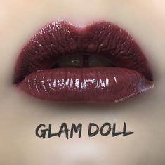 Giddy Up Lipsense Close Up Lips On Olive Skin  Lipsense