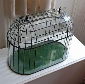 Kleines Glas Gewächshaus : glass lead terrarium solarium pinterest kleines gew chshaus und glas ~ Markanthonyermac.com Haus und Dekorationen