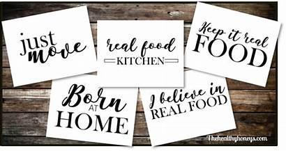Quotes Natural Apron Mama Healthy