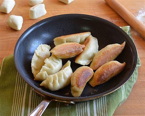 gluten  potstickers  healthy cooking source