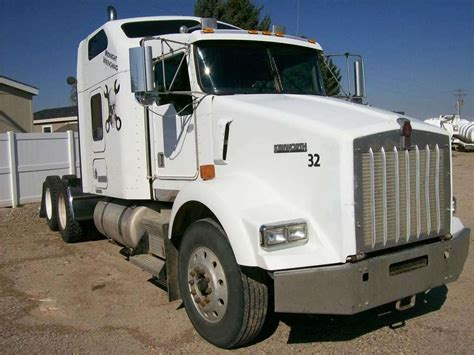 2001 kenworth for sale 2001 kenworth t800 sleeper truck for sale 973 373 miles