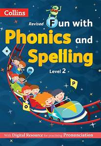 Fun, With, Phonics, And, Spellings, Book, 2, Revised, Edition