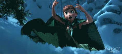 gambar animasi frozen bergerak lucu animasi elsa anna olaf
