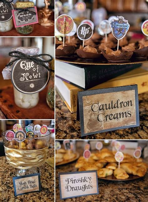 Harry Potter Bridal Shower Ideas by A Harry Potter Wedding Shower Couturecolorado Wedding
