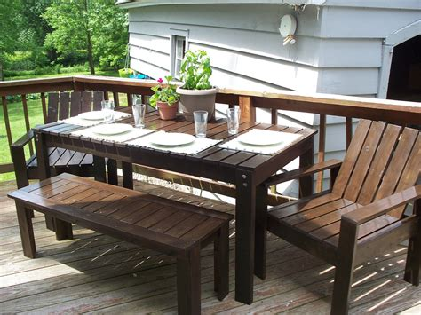 Easy Patio Diy white simple outdoor collection diy projects