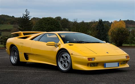lamborghini diablo wallpapers  hd images car pixel