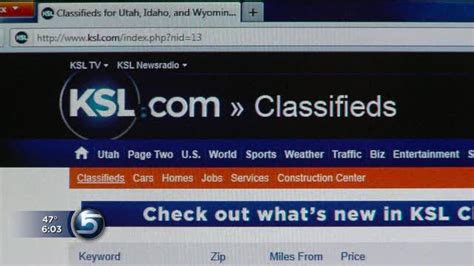 Using Classifieds, Man Scams Potential Buyers With Car Ad