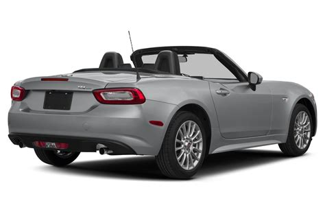 New Fiat Spider by New 2018 Fiat 124 Spider Price Photos Reviews Safety