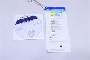 New Covidien Force Fx User Guide Service Manual Cd Chart