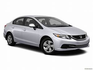 2013 Honda Civic Sdn Manual Lx