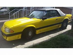 1987 Ford Mustang for Sale by Owner in Ozone Park, NY 11417 - $3,000 | Ford mustang, Mustang for ...