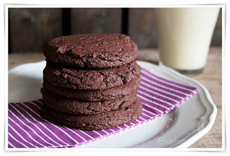 Einfach Schnelle Schokoladenkekse  Blueberry Vegan