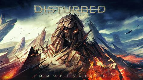 Disturbed Animated Wallpaper - disturbed immortalized wallpaper by panico747 on deviantart