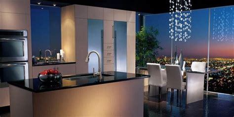 dashing  streamlined modern condo kitchen designs