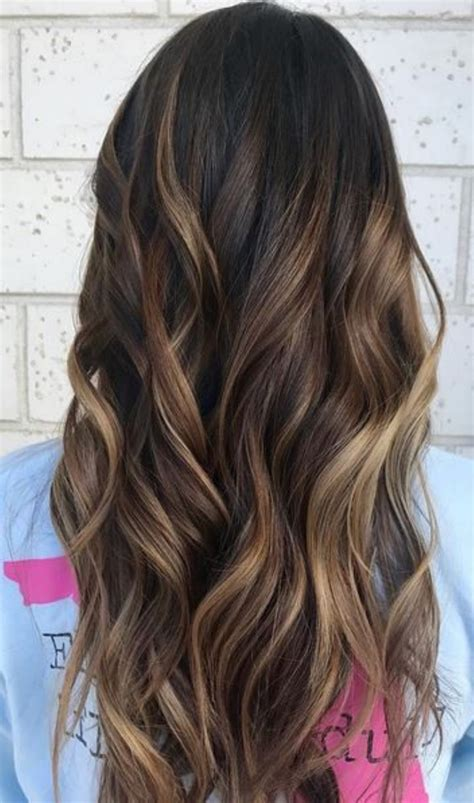Brunettes Hair Color Ideas by 25 Top Hair Color Ideas To Try 2017 Fashionetter