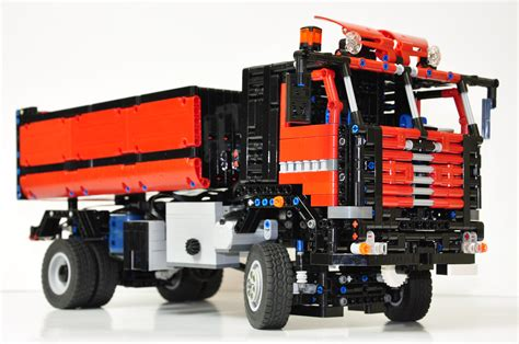 Lego Truck by 4x4 Tipper Truck A Lego 174 Creation By Sergiu Vlad