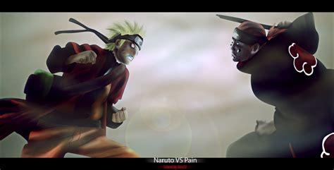 Foto Dan Gambar Pain Vs Naruto