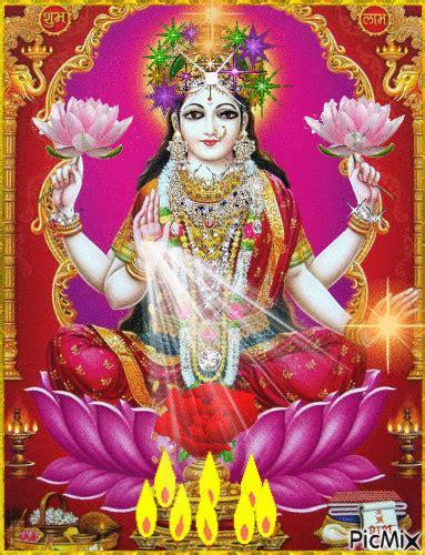 Goddess Lakshmi Animated Wallpapers - hindu gods and goddesses ganesha gif www pixshark
