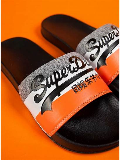Superdry Slides Pool