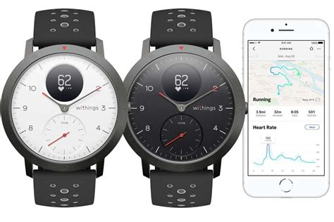 withings is back with the steel hr sport but don t call it an apple competitor pcworld