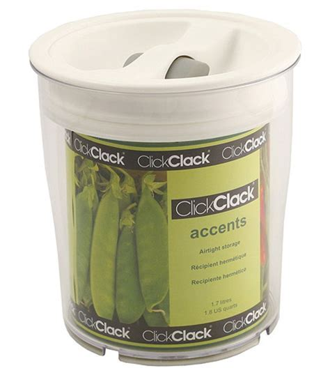 Click Clack Airtight Food Storage Container 1.8Qt. in