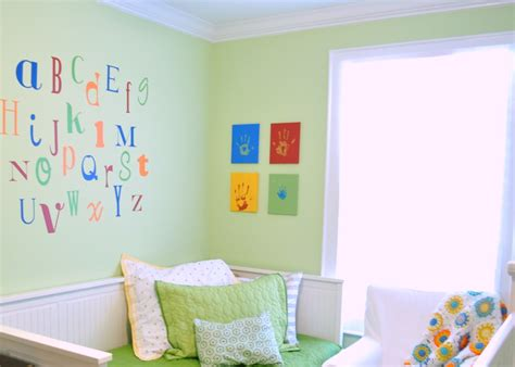 pretty  youthful playroom color schemes