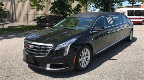 2020 Cadillac Limo 2020 cadillac xts v4u coachbuilder limousine interior