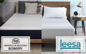 Brooklyn bedding bowery vs leesa mattress promo codes for Brooklyn bedding vs leesa