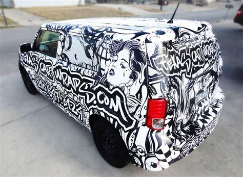 Cool Car Wrap By Texascarwraps.com