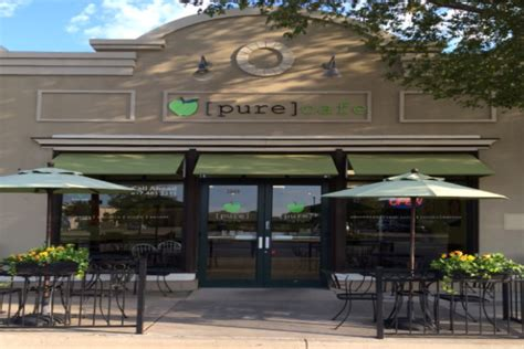 Pure Cafe Southlake Town Square