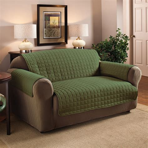 Settee Protectors by Luxury Quality Microfiber Pet Sofa Furniture Protector