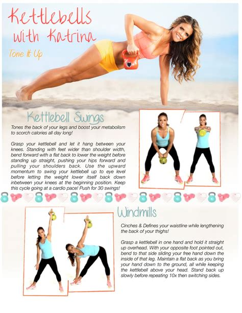 inner thigh workout kettlebell workouts printable thighs exercises tone fitness waistline kettlebells kettle legs routines bell long routine toneitup chart