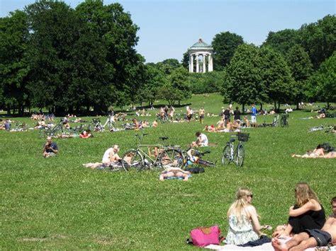 Englischer Garten In München  Bilder, Tipps Und Infos