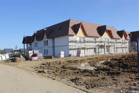 trouville sur mer le chantier de la maison de retraite se pr 233 cise ouverture 224 l automne