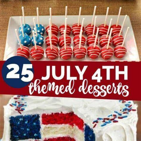 4th of july nautical dessert 25 4th of july themed dessert ideas spaceships and laser beams