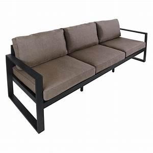 Metal outdoor sofa sofa menzilperdenet for Outdoor sectional sofa metal