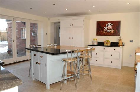 Favorable Free Standing Kitchen Islands With Seating