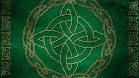 Irish Celtic Crosses Wallpaper